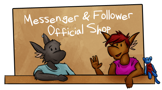 Messenger & Follower shop