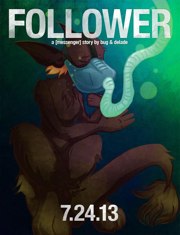 Follower: 7.24.13
