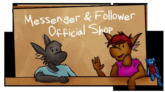Messenger & Follower shop